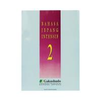 Buku Bahasa Jepang Intensif 2 Metode Gakushudo