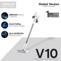 Dreame V10 Handheld Vacuum Boreas Up To 22000Pa cordless Penyedot Debu