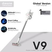 Dreame V9 Handheld Vacuum 20000Pa Suction cordless Penyedot Debu