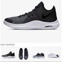 sepatu basket NIKE AIR VERSITILE III black original asli murah