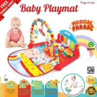 Sugar Baby [All in 1] Piano Playmat / Alas Main Bayi - Red