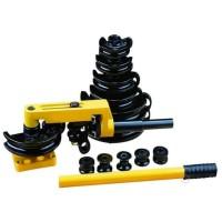 Manual pipe bending . Alat tekuk pembengkok pipa 25 mm 1 in inch
