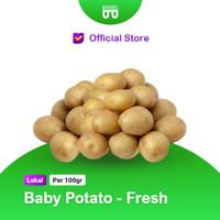 Baby Potato / Kentang Rendang