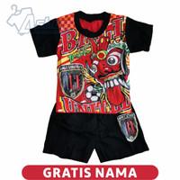 Baju Anak Setelan Bali United - 1-2 -tahun