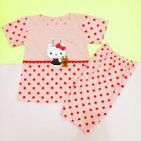Setelan Baju Anak Perempuan 6-12 thn/Baju Tidur Anak Perempuan ABG