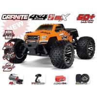 RC Car Monster Truck Arrma Granite 4X4 3S BLX 1/10 Brushless 4WD
