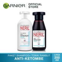 Garnier Neril Hair Care Hair Tonic Anti Dandruff + Shampoo 200ml