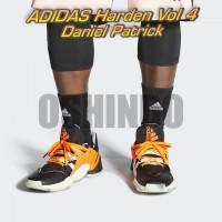 Sepatu Basket Adidas Harden Vol 4 Daniel Patrick Asli Original