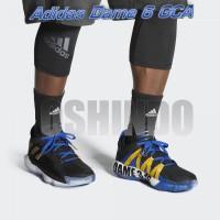 Sepatu Basket Adidas Dame 6 Dame Time 316 Damian Lillard Asli Original
