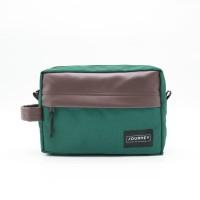 Clutch Pria Athena Green - Hand Bag - Journey Bag