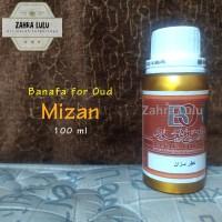 Parfum MIZAN / MIZYAN 100 Gms by Banafa For Oud - Original Arab Saudi