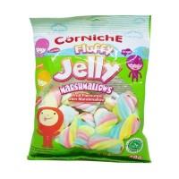 CORNICHE Marshmallow Fluffy Jelly Permen 70gr