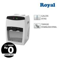 Mini Dispenser Galon Atas / Mini Dispenser Top Load - RMQ 245 WH