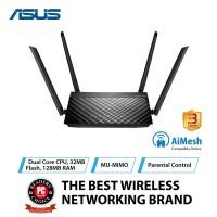 ASUS RT-AC59U Wireless AC 1500 Mbps Dual Band Gigabit Router MU-MIMO