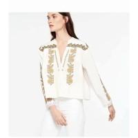 Baju Putih Bohemian Style SHJT2090172J555