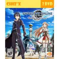 DVD SAO Sword Art Online Hollow Realization PC UNORIGINAL