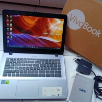 Laptop Asus Vivobook A442UR Core i5-8250u Generasi 8 VGA Nvidia 2GB