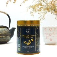 Premium Osmanthus Oolong Tea / Teh Osmanthus Oolong Special Blend Tea