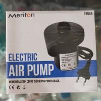 Pompa Angin Electric Meriton 66688 Balon Kolam Kasur