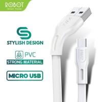 Robot RDM100S Kabel Data Charger Micro USB 2A 1M
