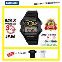 JAM TANGAN CASIO garansi resmi pt gap AE-1300WH-1AVDF ae1300 ae1300wh