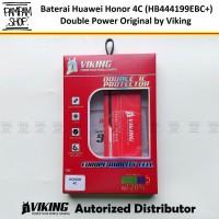 Baterai VIKING Double Power Huawei Honor 4C HB444199EBC+ Batre Batrai