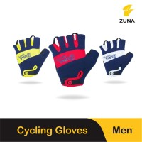 Men Warm in Action 2 Cycling Gloves Size XL Zuna Sport
