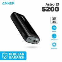 Powerbank Anker Powercore Astro E1 5200 mAh Black - A1211