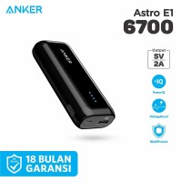 PowerBank Anker PowerCore Astro E1 6700mAh Black - A1211