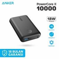 PowerBank Anker PowerCore II 10000 mAh Quick Charge 3.0 Black - A1230