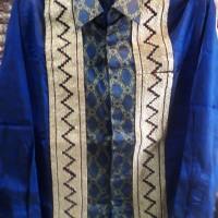Baju Pria Tapis Lampung