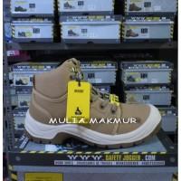 Sepatu Safety Jogger Desert S1P Brown (Coklat)