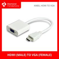 Kabel Cable HDMI to VGA converter