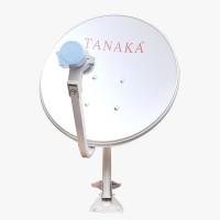antena parabola disc mini solid 45 CM TANAKA