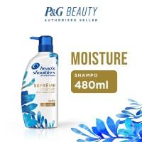 Head & Shoulders Shampoo Supreme Moisture 480 ml