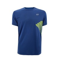 T-Shirt / Kaos / Baju Badminton Yonex 1609 PATRIOT BLUE ORIGINAL