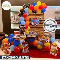Standing Character Styrofoam - Name Board - Party Backdrop