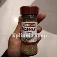 Masterfoods Rosemary Leaves 16 gr - Master Foods Daun Rosemery