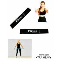 resistance band loop karet elastis olahraga fitness gym xtra heavy