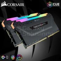 Corsair Vengeance RGB PRO 16GB (2 x 8GB) DDR4 3600MHz Memory RAM