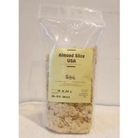 Almond Slice USA 500 gr / Kacang Almond Slice 500 gr