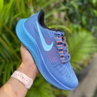 Sepatu Sneakers Nike Zoom Pegasus 37 Blue Orange