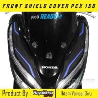 Tameng Pcx/Aksesoris Honda Pcx/Sticker 3D murah/Rubber karet
