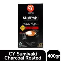 Cy sumiyaki white coffee Instan Kopi1 box 10 sachet ( kopi putih )