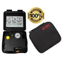 MTec M-Tec TE50100 Hitam Mini kompressor Electrik Pompa Ban Mobil