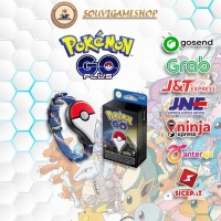 PALING MURAH !! Pokemon GO Plus PoGO+ AUTO VERSION JAM POKEMON GO