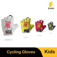 Kids Robo Z Simple Cycling Gloves Zuna Sport