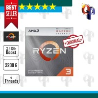 Processor AMD Ryzen 3 3200G 3.6 Ghz BOX