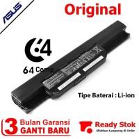 ORIGINAL Baterai ASUS A53B A53BY A53E A53F A53J A53S A53T A53U