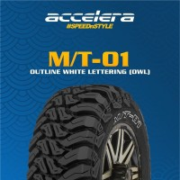 Ban Mobil Offroad RING 17 Ban Pacul ACCELERA MT-01 265 65 R17